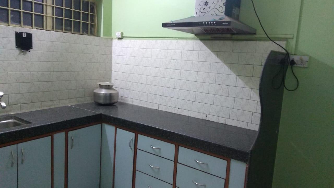 Flat at Narendra Nagar
