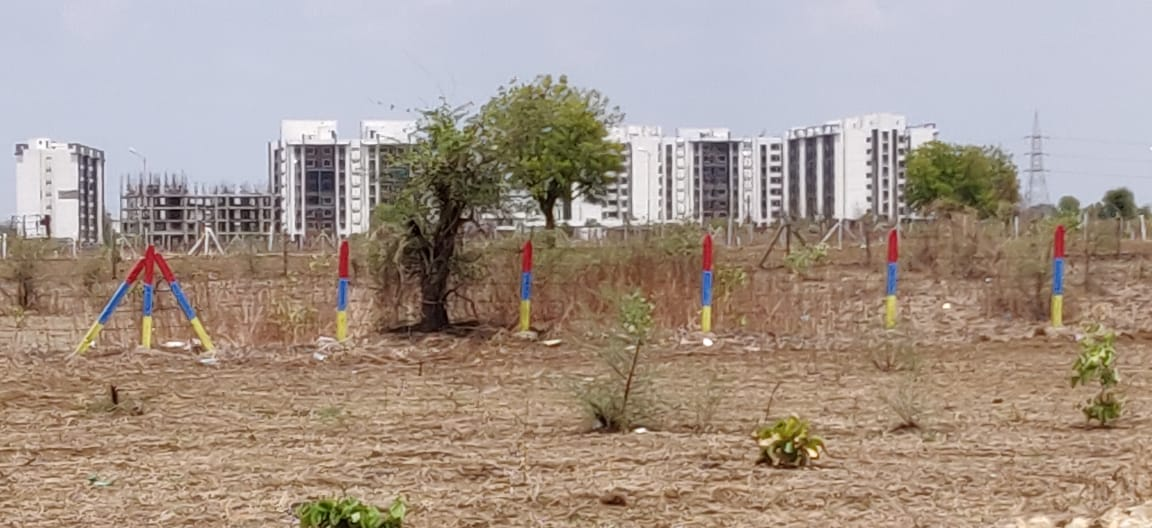 Commercial Plots in Gokul Ressidency 3