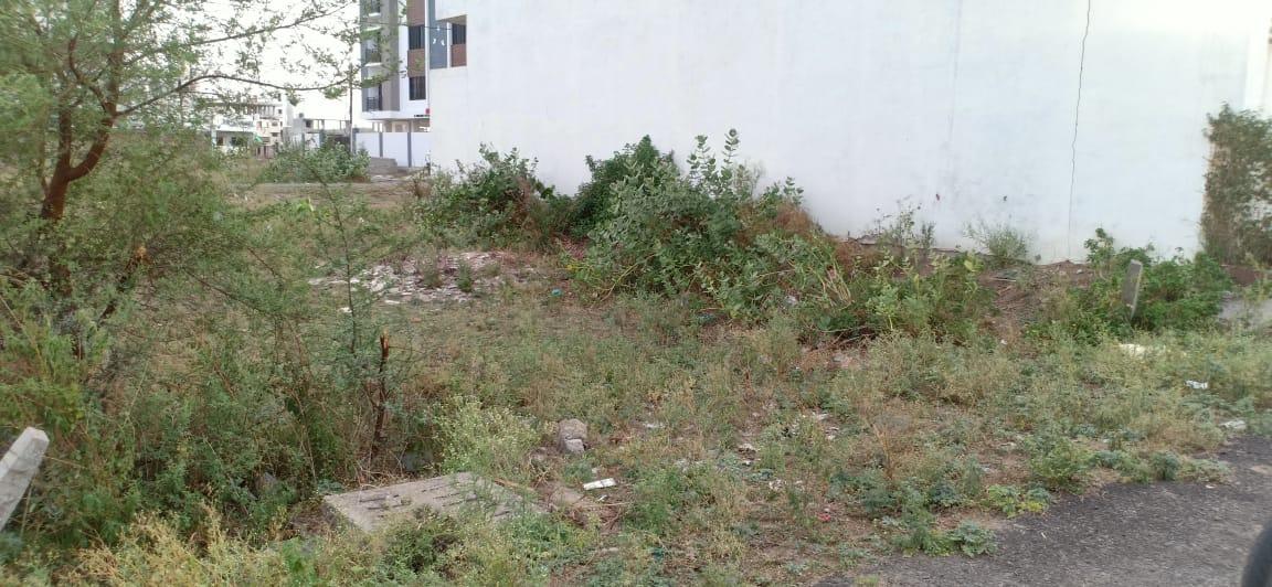 Plot in Manish Nagar