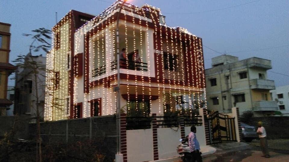 Plot in Narendra Nagar