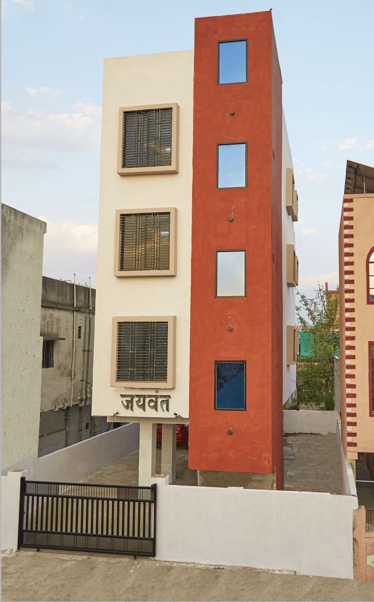 Building in Jaywant Apartment