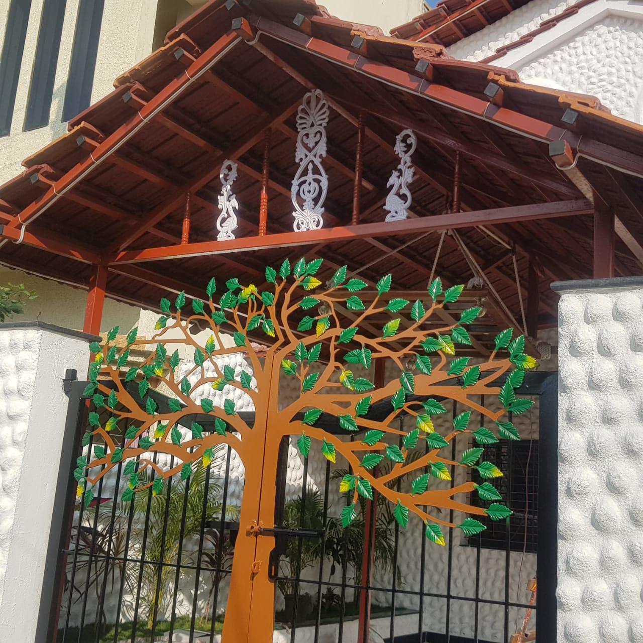 House in Hudkeshwar