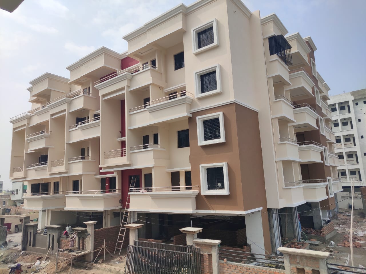 3 BHK Flat in Manewada