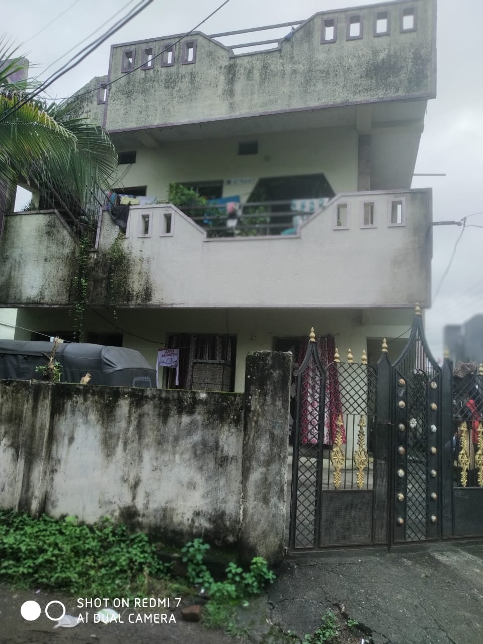 House in Rameshwari
