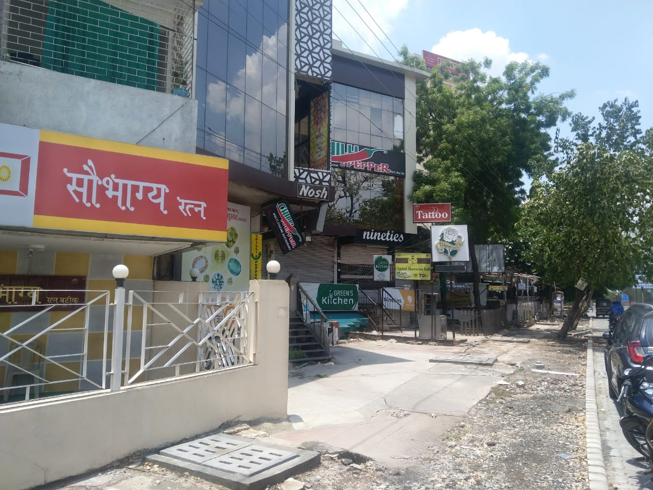 Shop in Dharampeth