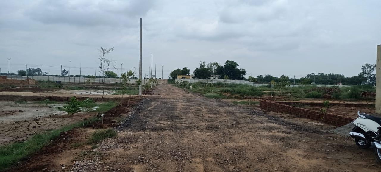 Plot in Alapur