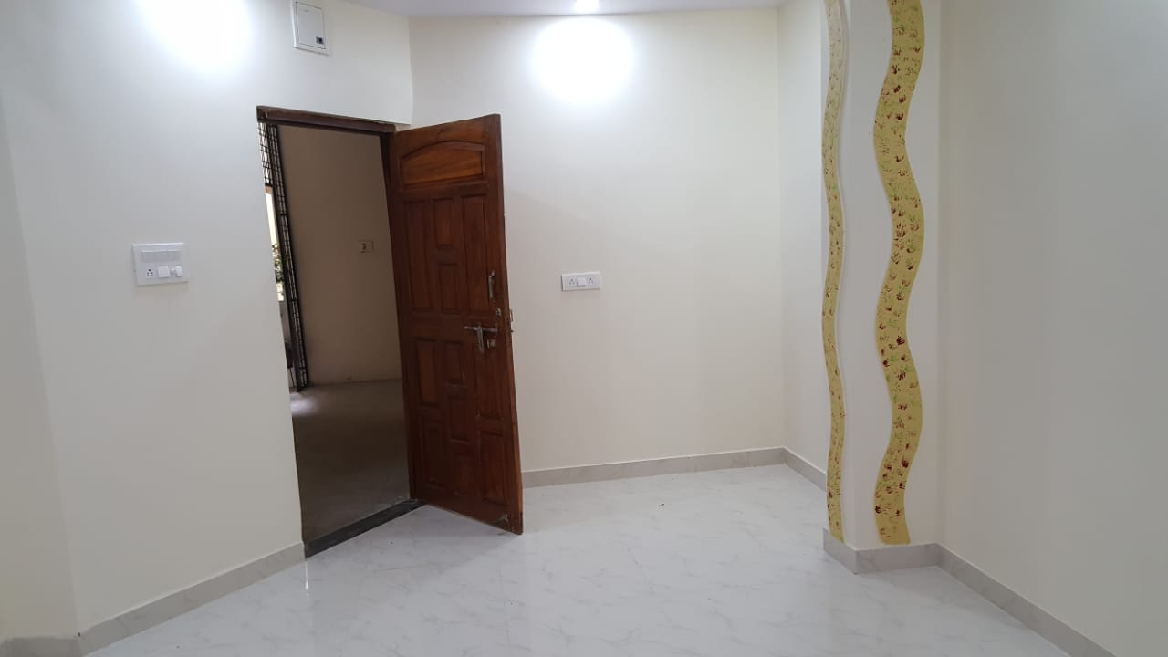 Flat in Krishna Residency