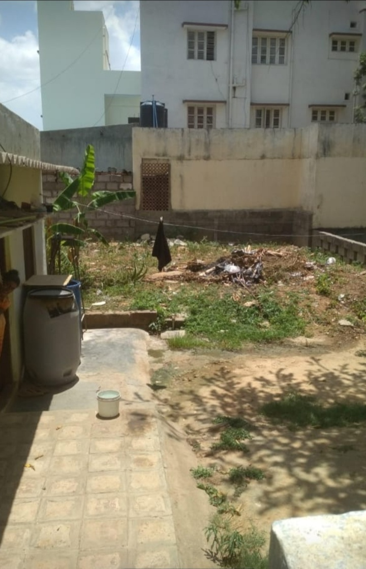 Plot in Prakruthi Layout