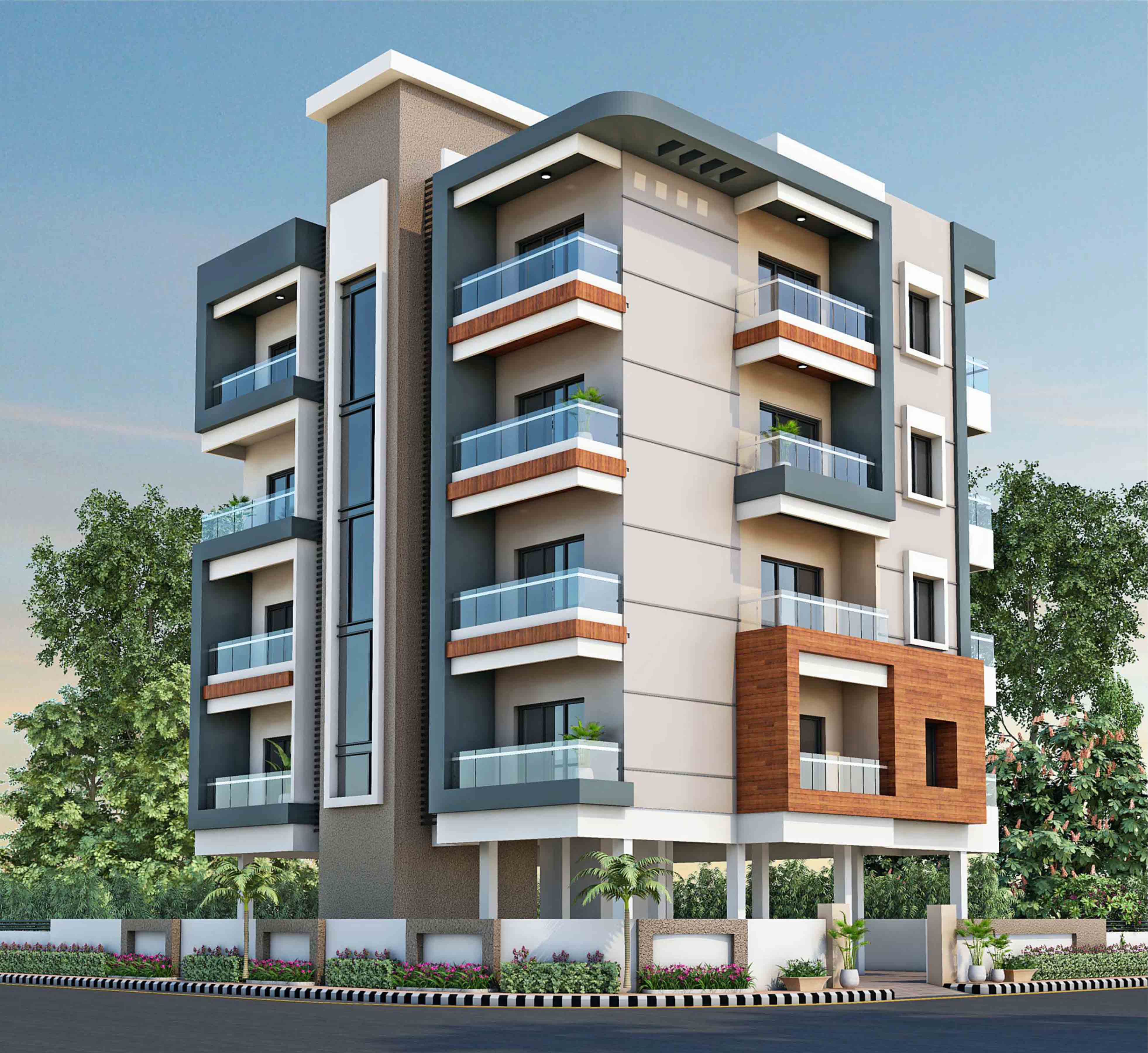 Shree Sudhakar Residency 1 and 2