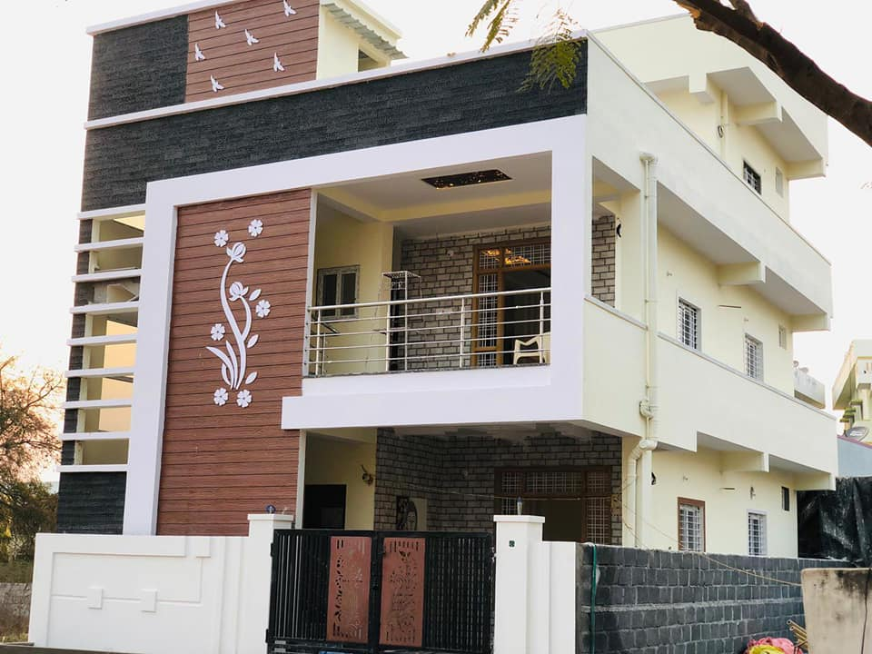 Independent House in East Gandhi Nagar