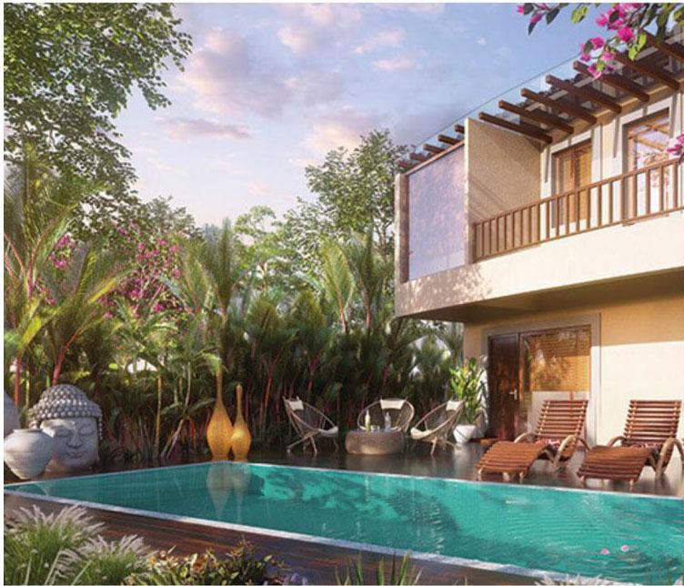 Luxuary Villa in Assagao