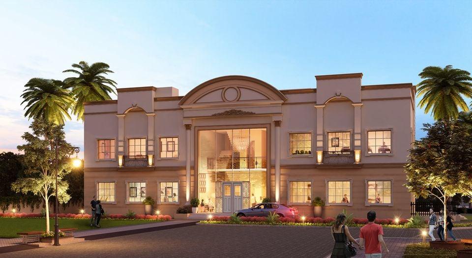 Flat in Royal Residency