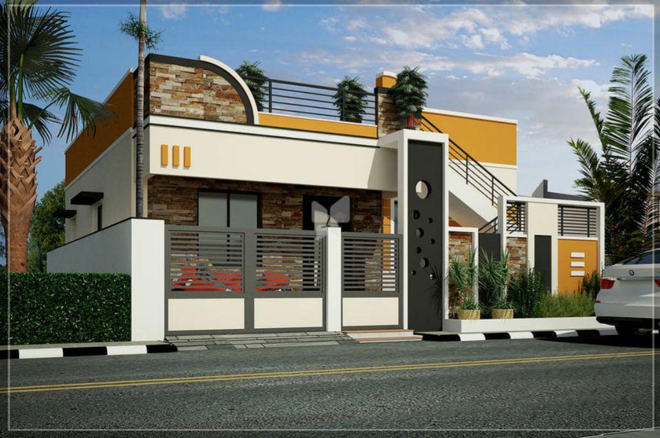 House in KR puram Aavalalli