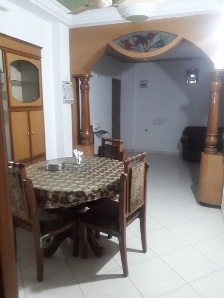 Fully Furnished Flat in Satellite area