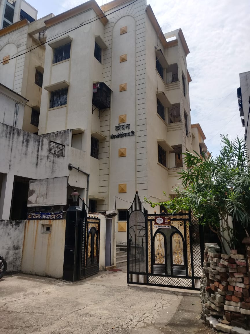 2 BHK flat with dinning room for rent in Khamla, Nagpur.