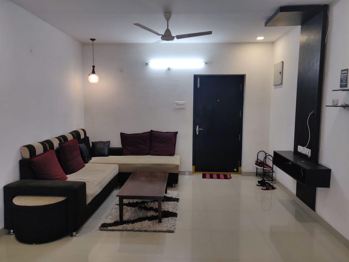 flat located on Road no -3, Kakateeya hills, Madhapur