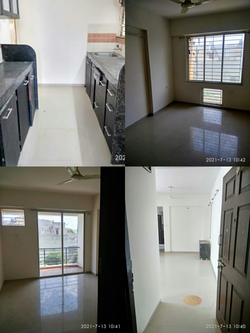3BHK  Semi furnished  Flat  for Sale